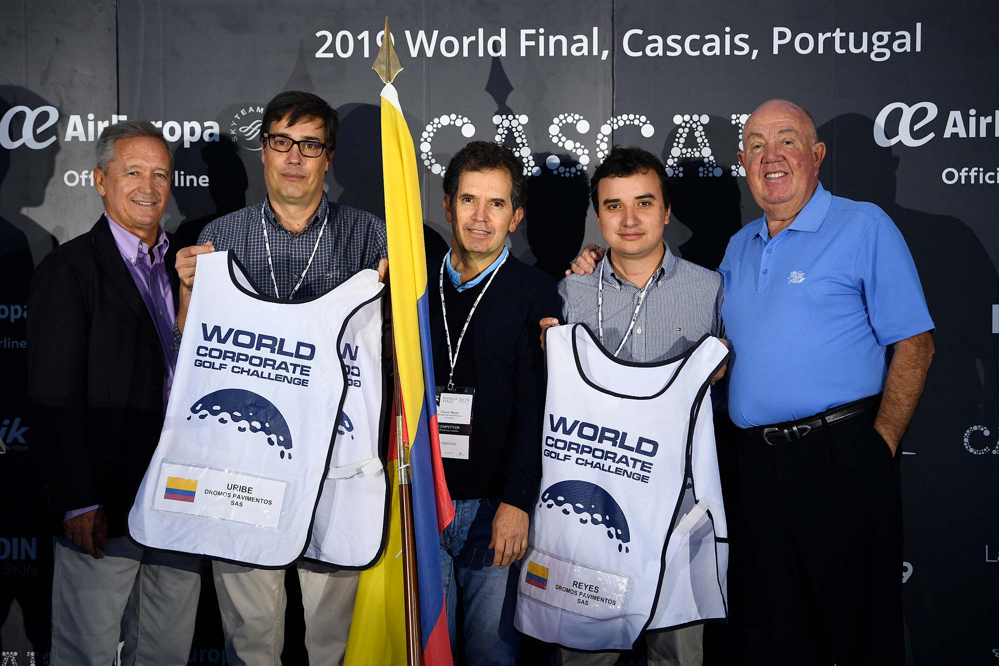 World Corporate Golf Challenge WCGC Colombia