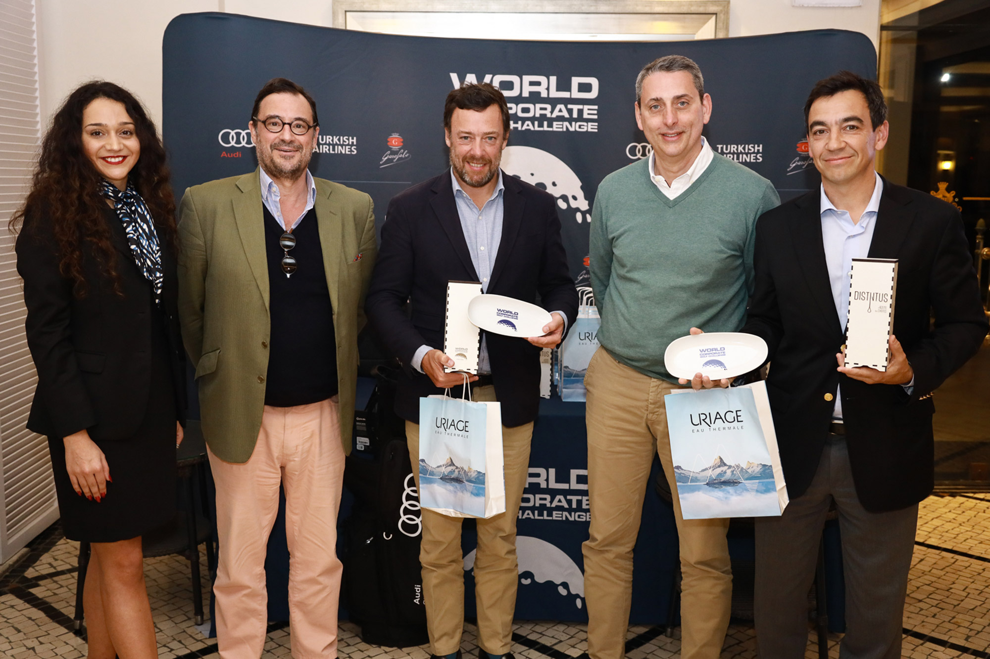 World Corporate Golf Challenge Portugal 2020 by Audi