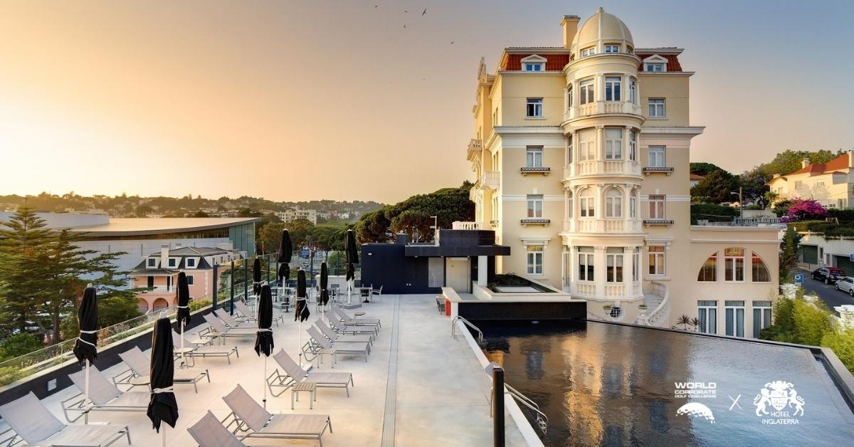 Hotel Inglaterra WCGC